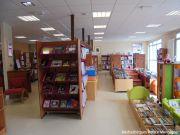 Salle des livres